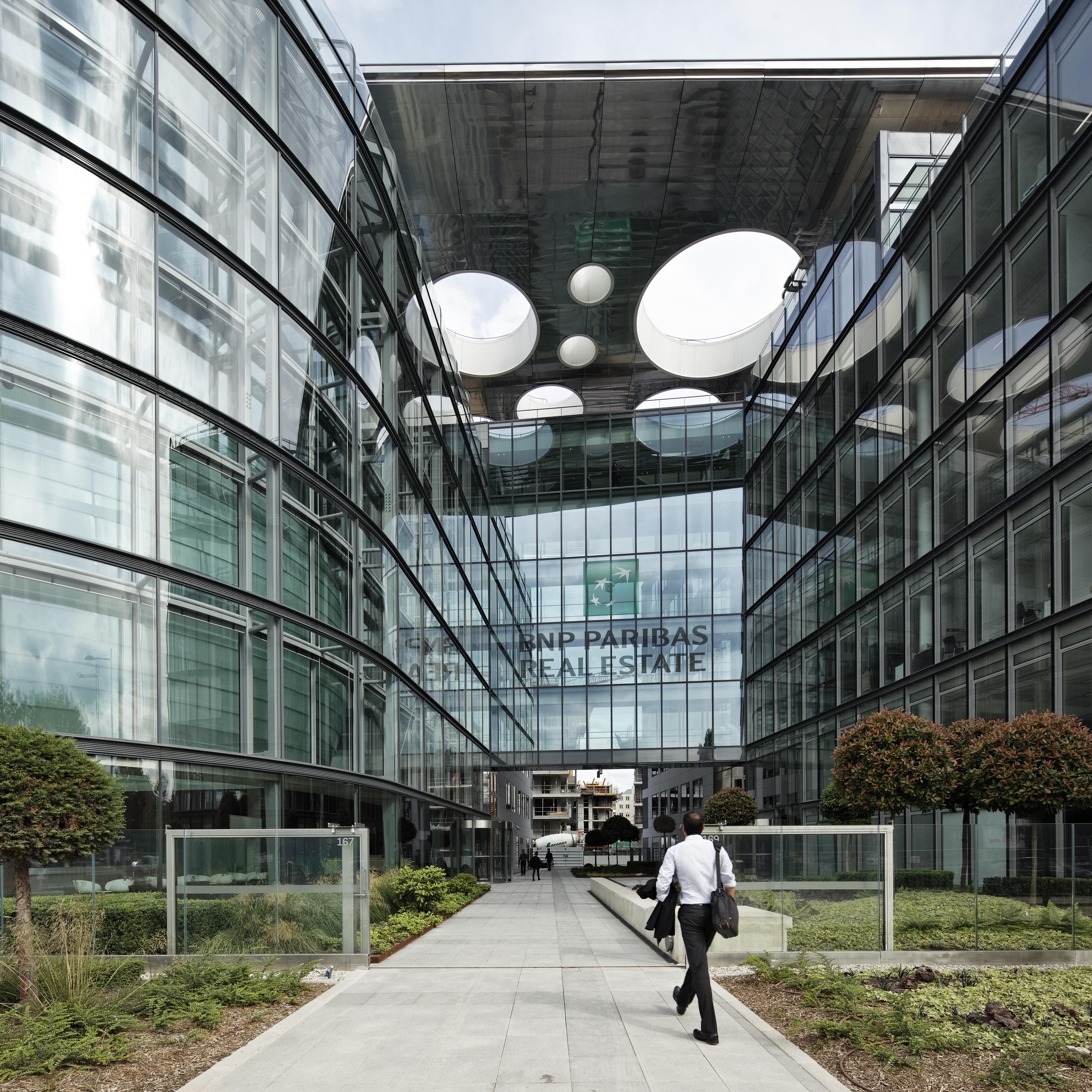 BNP Paribas Real Estate STRASBOURG BUREAUX-ACTIVITE - Image