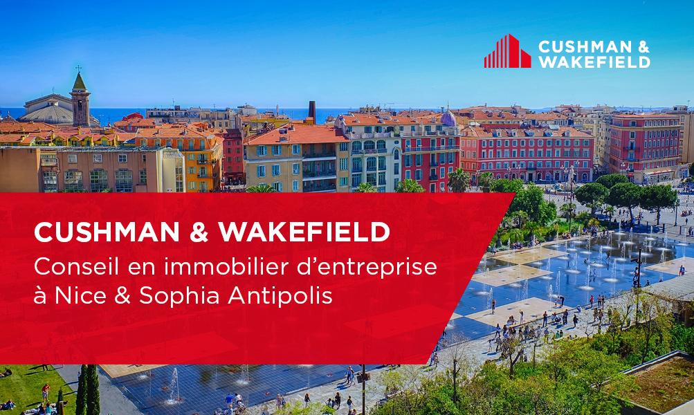 CUSHMAN & WAKEFIELD NICE / SOPHIA ANTIPOLIS - Image