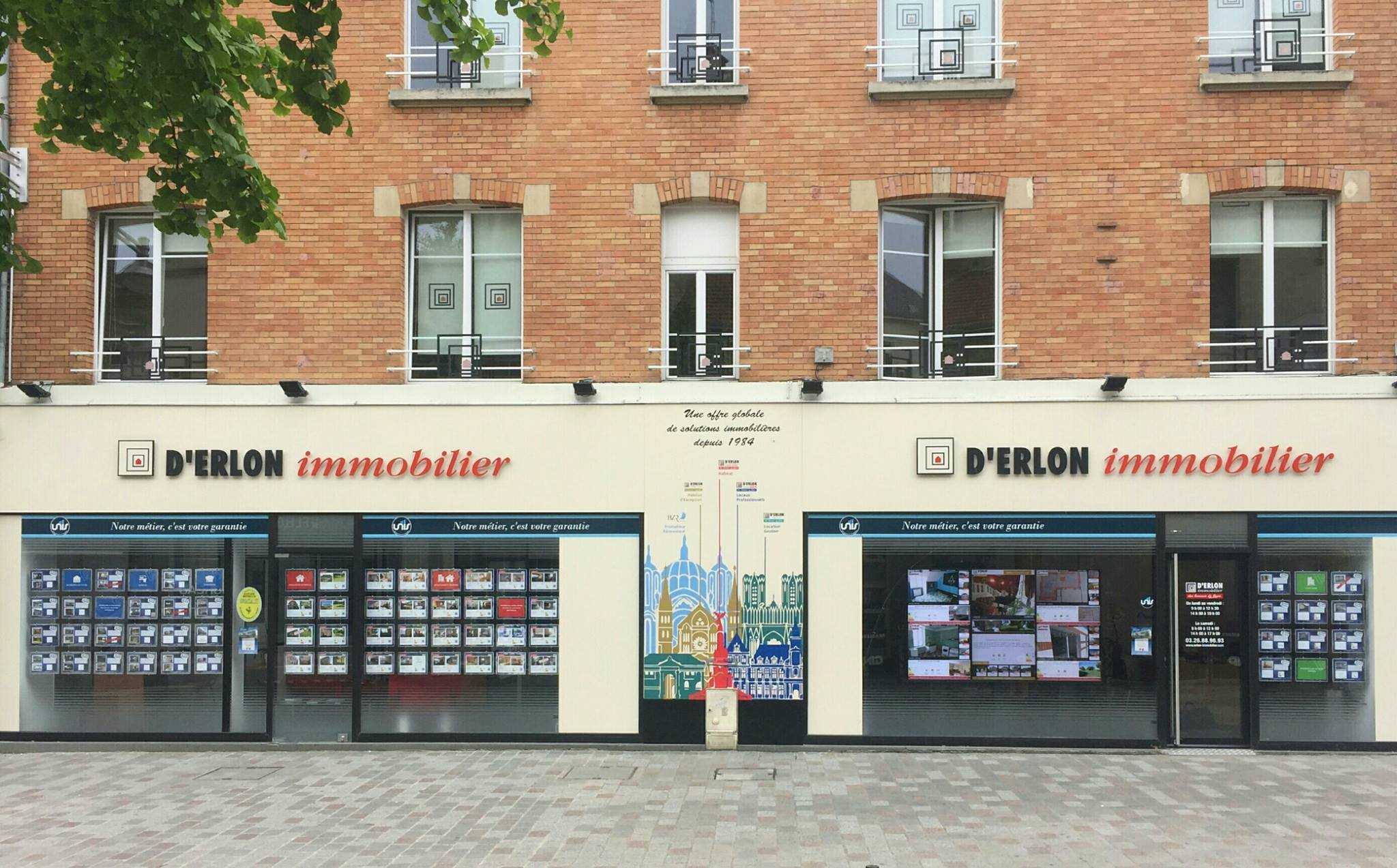 D'ERLON IMMOBILIER - Image