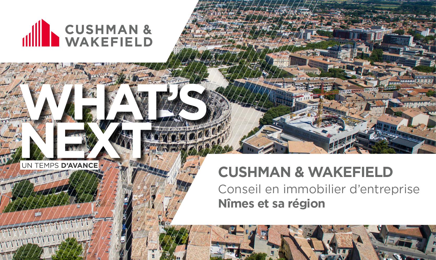 CUSHMAN & WAKEFIELD NIMES - Image
