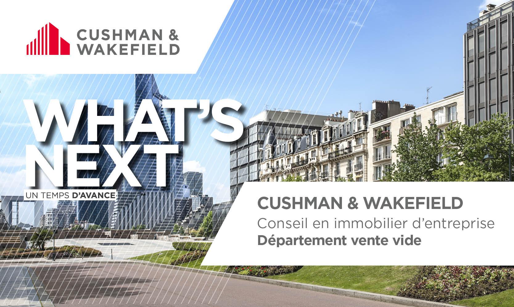 CUSHMAN & WAKEFIELD VENTES - Image