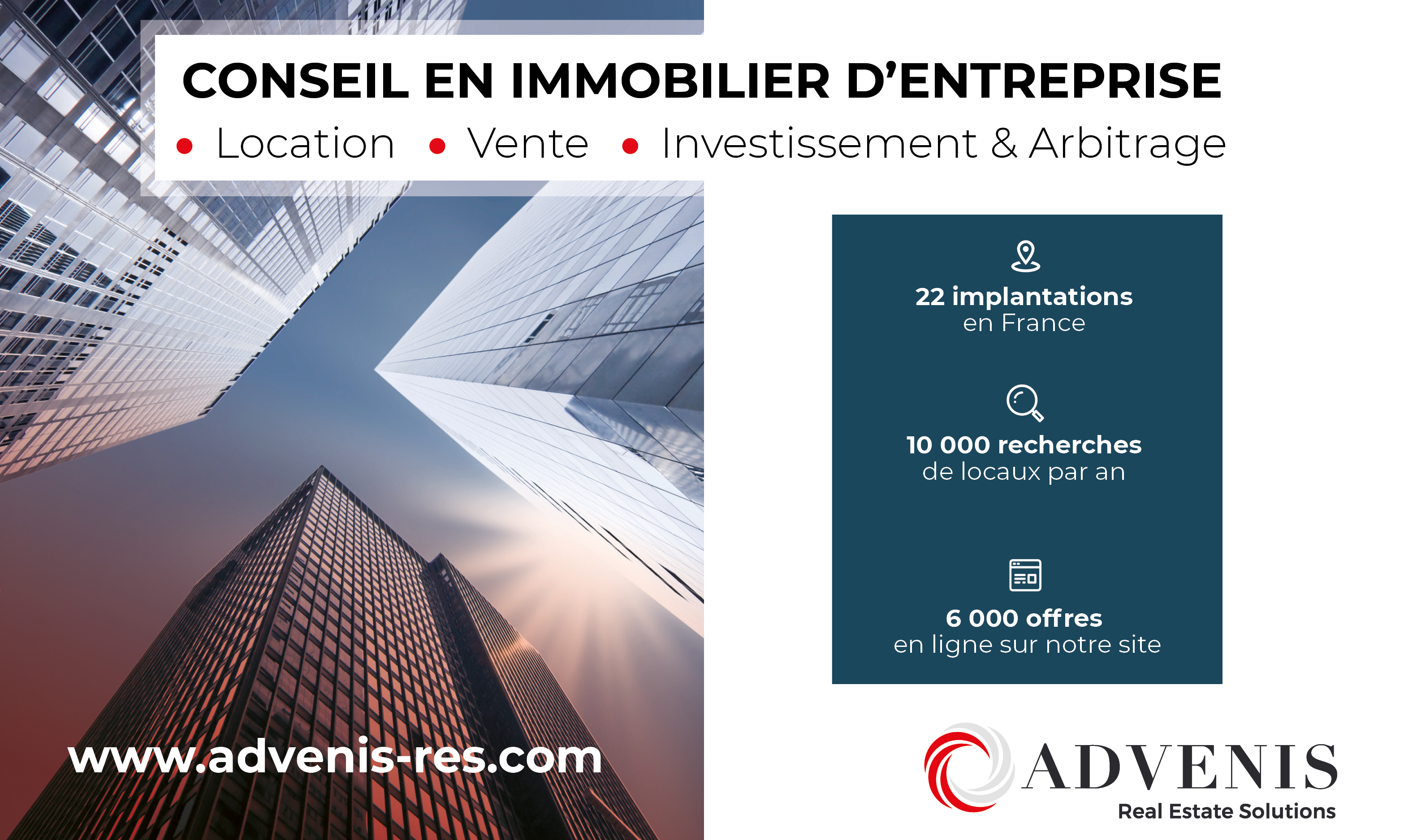 ADVENIS REAL ESTATE SOLUTIONS RENNES - Image