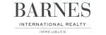 Barnes immeubles - Logo
