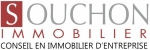 SOUCHON IMMOBILIER - Logo