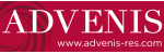 Advenis real estate solutions idf ouest cergy - Logo