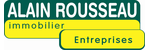 ALAIN ROUSSEAU IMMOBILIER - Logo