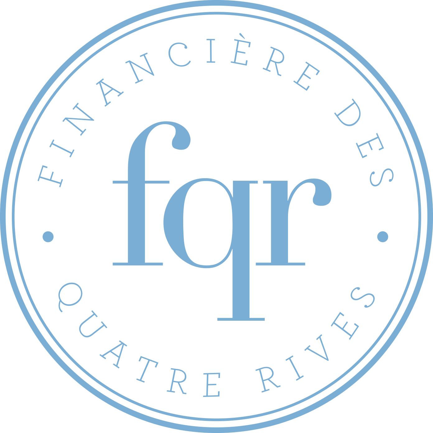 FINANCIERE DES QUATRE RIVES - Logo