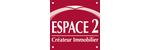 ESPACE 2 - Logo