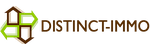 DISTINCT IMMO - Logo