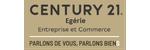 CENTURY 21 EGERIE - Logo