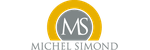 MICHEL SIMOND - LYON - BOURGOIN-JALLIEU - Logo