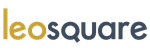 LEOSQUARE - Logo