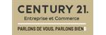 CENTURY 21 AGENCE DU LAC - Logo