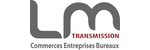 LM TRANSMISSION COMMERCE - Logo