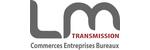 LM TRANSMISSION COMMERCE - Logo