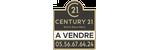 CENTURY21 ENTRE DEUX MERS - Logo