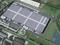 Projet de développement d'une plateforme logistique de classe A de 83 217 m²