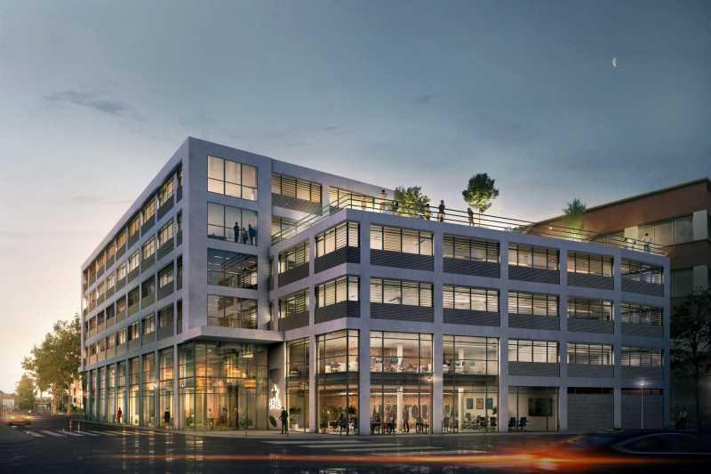 Immeuble neuf de 6 000 m² environ à la vente - Photo 1