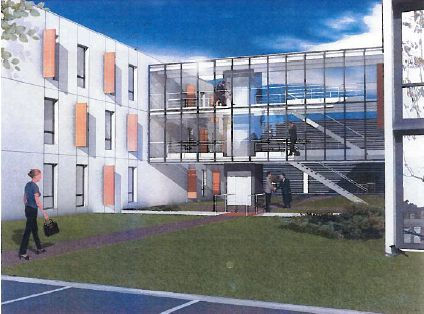 location bureaux saint priest 69800 3342m2 batiactu. Black Bedroom Furniture Sets. Home Design Ideas