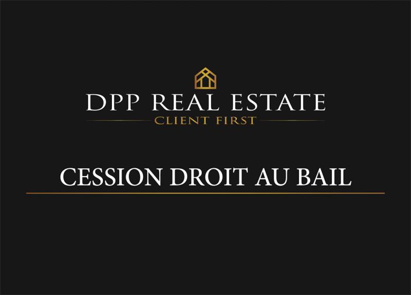 DROIT AU BAIL - JOLIE BOUTIQUE DANS QUARTIER IMPÉRIAL
