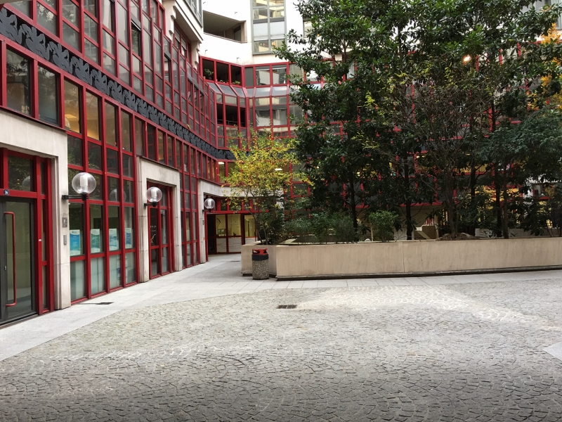 Bureau proche Denfert Rochereau 500€
