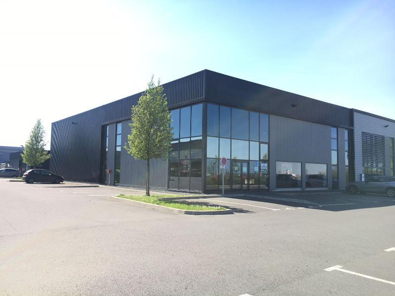 Local d'activité  748 m² Fleury sur orne - Photo 1