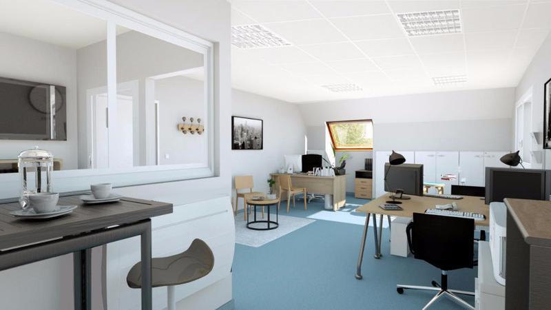 Bureaux 40 m² à CAEN - Photo 1