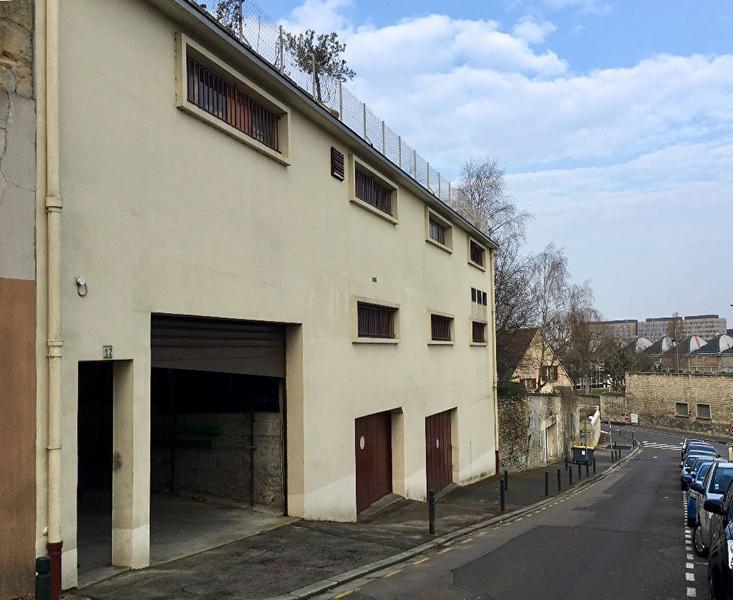 Bâtiment à usage de stockage à Caen - Gare 530 m² - Photo 1