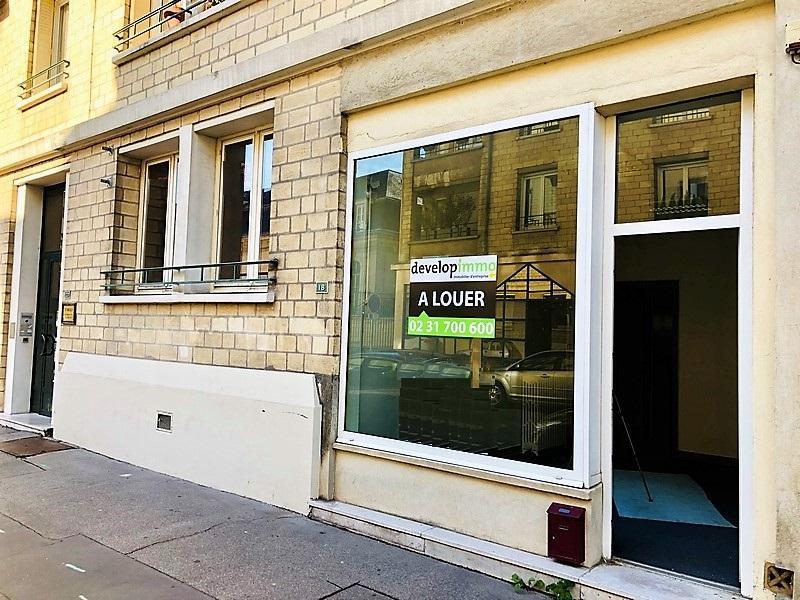 CAEN - local commercial / bureau avec vitrine 70 m² - Photo 1