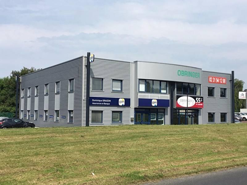 Location Bureaux H Rouville Saint Clair 14200 45m2 Id
