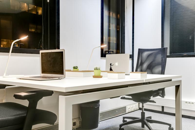 Coworking à levallois perret u bureauxlocaux