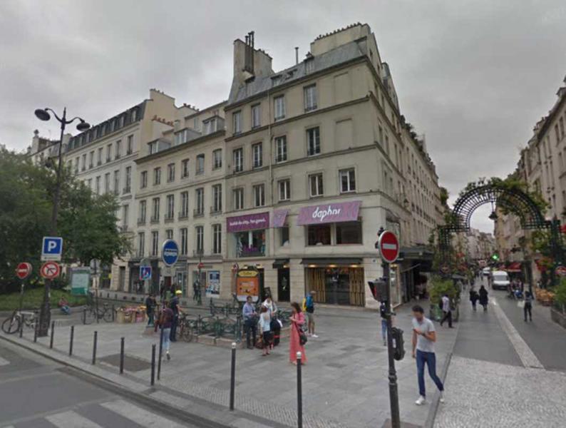 Location Commerces Paris 75002 - Photo 1