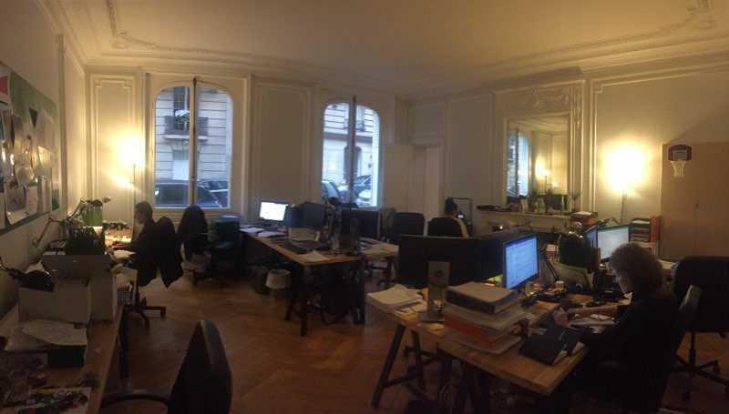 Vente Bureaux Paris 75017 - Photo 1