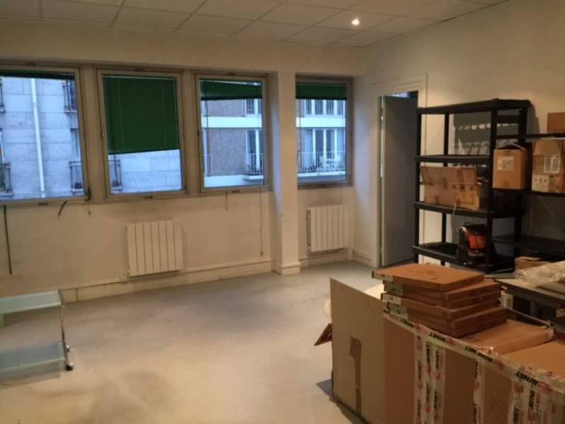 Location bureaux paris 75013 250m2 for Location bureau atypique paris