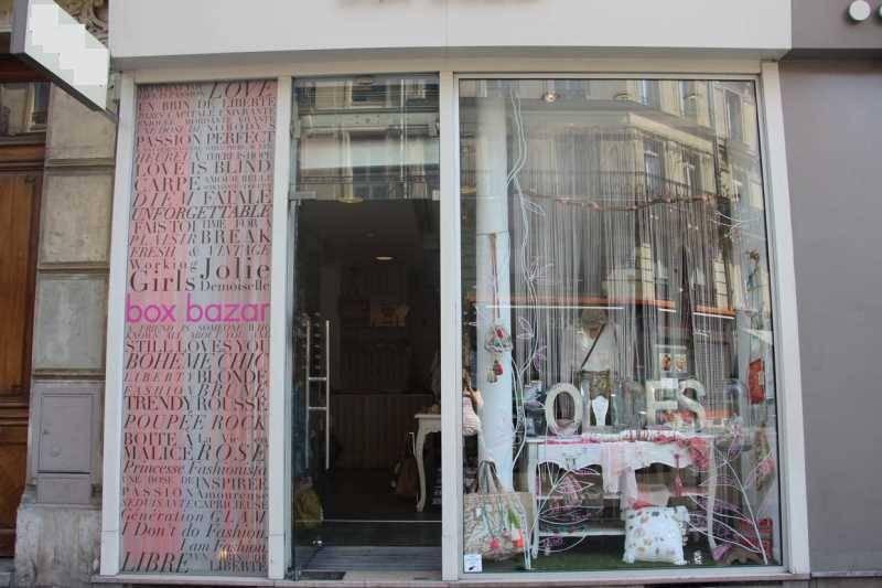 Location locaux commerciaux paris 75002 257m2 for Locaux commerciaux atypiques paris