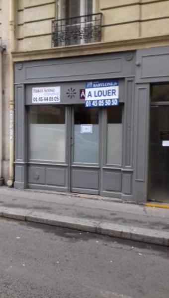 Locaux commerciaux PARIS 75015