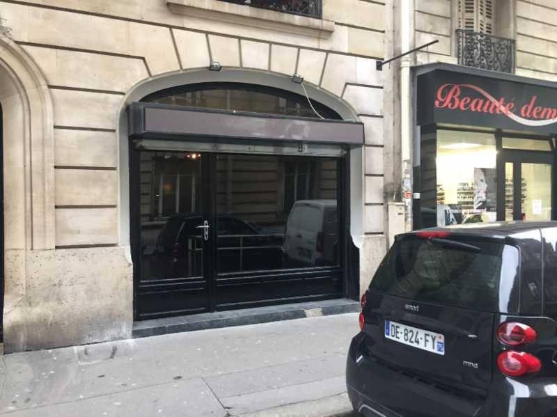 Locaux commerciaux PARIS 75017
