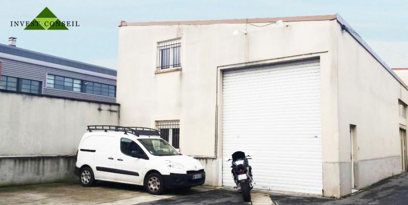 Location entrep t bezons 95870 400m2 for Garage des barentins 95870 bezons