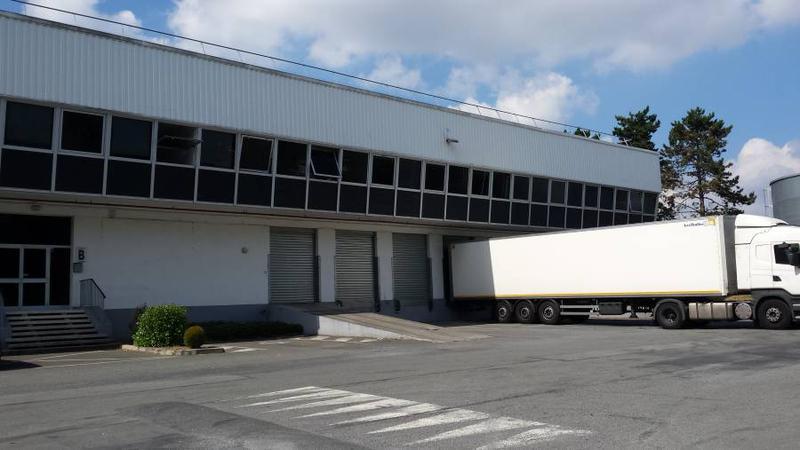 Entrepôt de 1120 m² MARLY-LA-VILLE - Photo 1