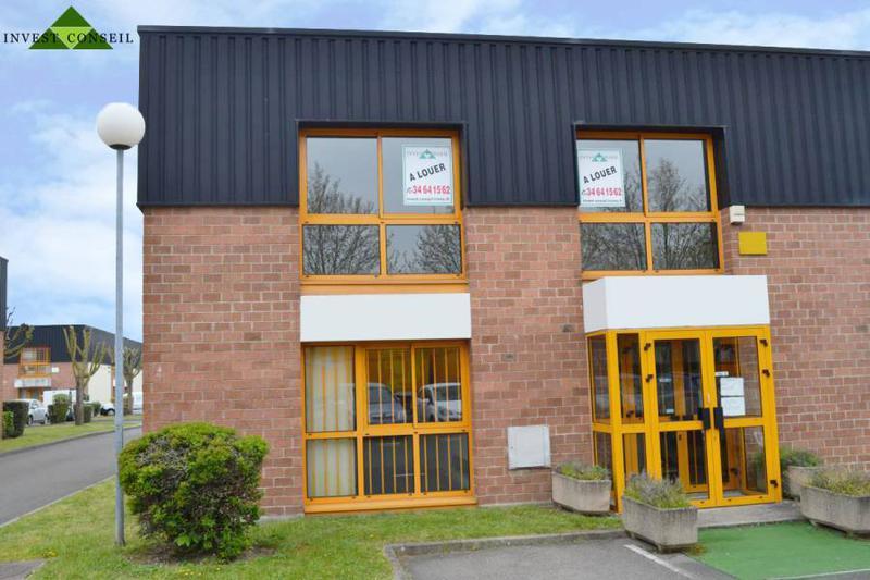 Bureaux 100 m² SAINT-OUEN-L'AUMÔNE - Photo 1