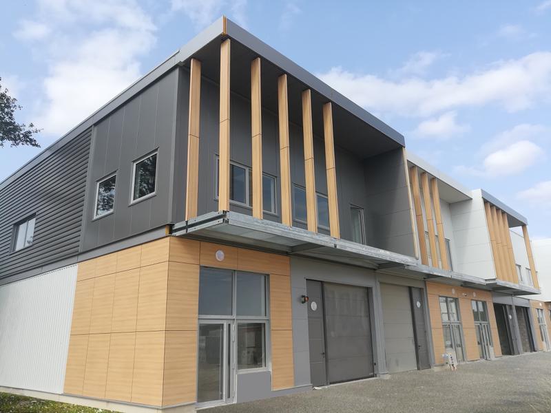 Local d'activités 376 m² FREPILLON - Photo 1