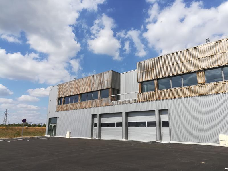 Local d'activités 1 494 m² - CORMEILLES-EN-PARISIS - Photo 1