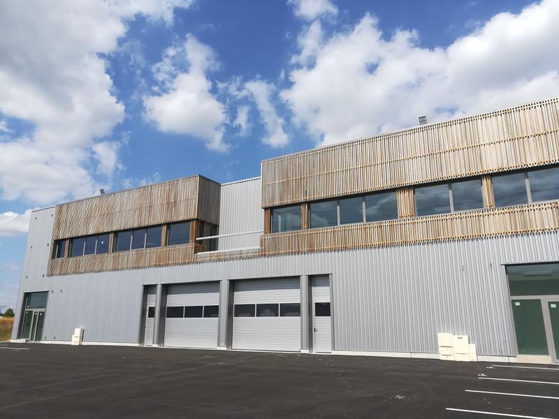 Local d'activités 747 m² - CORMEILLES-EN-PARISIS - Photo 1