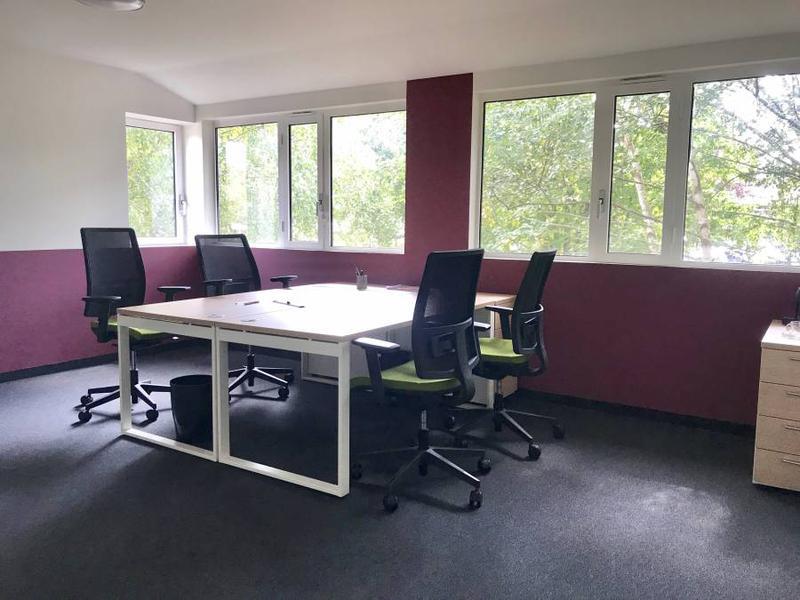 Bureaux 12 et 25 m² PUISEUX PONTOISE - Photo 1