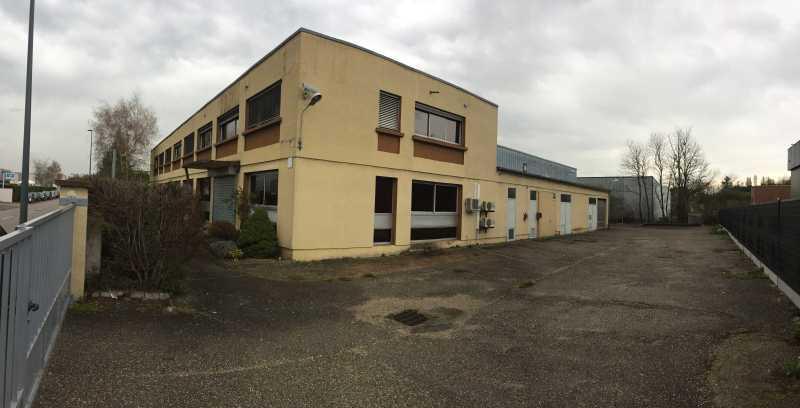 Location Locaux d'activités Vaulx En Velin 69120 - Photo 1