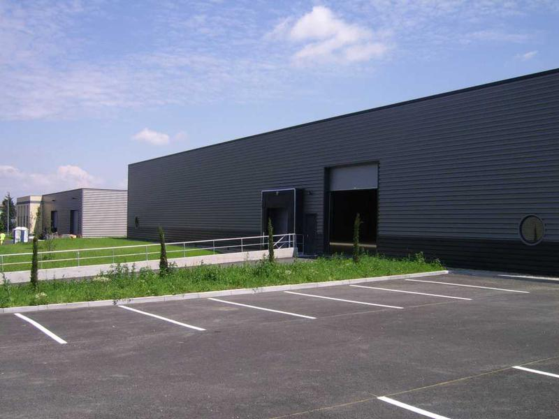Location Locaux d'activités Arnas 69400 - Photo 1