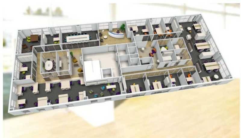 location bureaux locaux d 39 activit s saint priest 69800 121m2. Black Bedroom Furniture Sets. Home Design Ideas