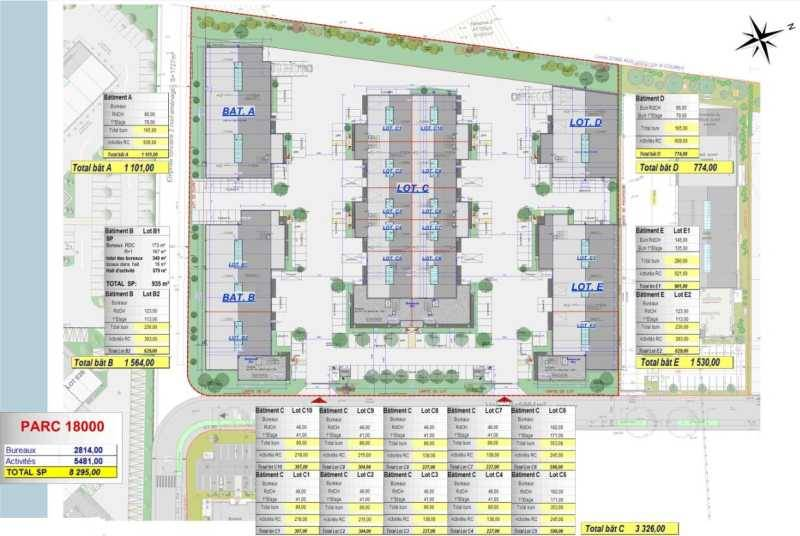 location entrep ts locaux d 39 activit s saint priest 69800 89m2. Black Bedroom Furniture Sets. Home Design Ideas