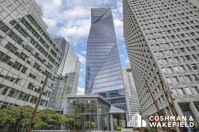 Location bureaux courbevoie 92400 4 384m2 - Location bureau la defense ...