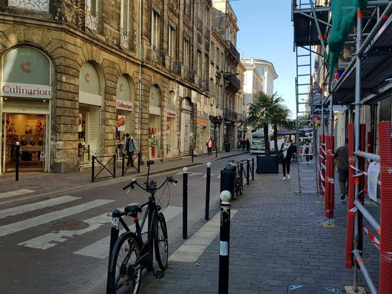 Location commerces bordeaux 33000 158m2 for Location bordeaux 33000
